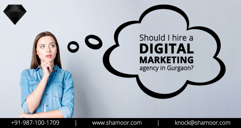Digital Marketing agency in Gurgaon