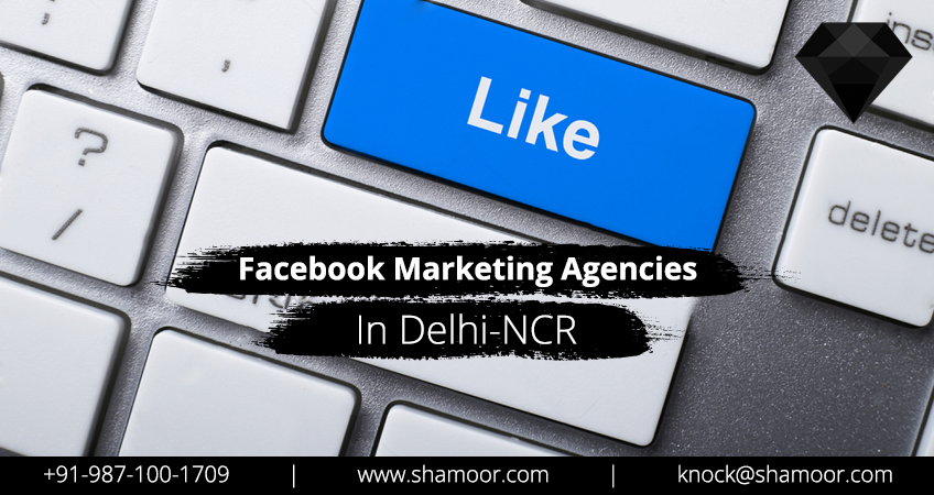 Facebook Marketing Agency in Delhi - NCR